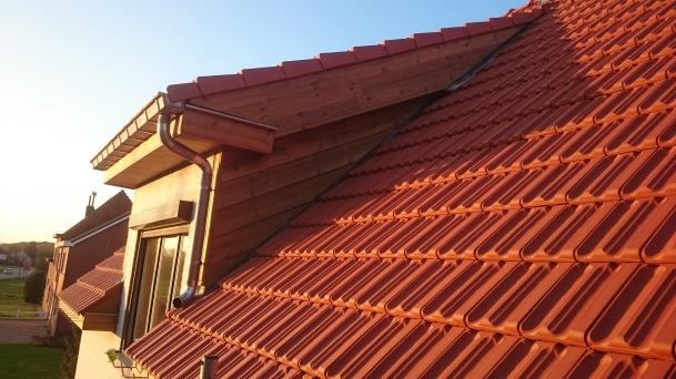 dak opbouw